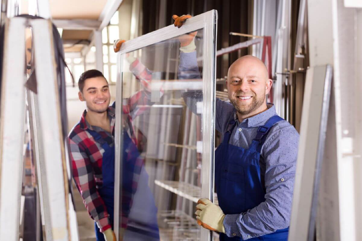 Aluminium Window Repairs Devon